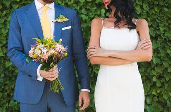 El casamiento de Eva y Miguel: llegó el amor tras años de amistad