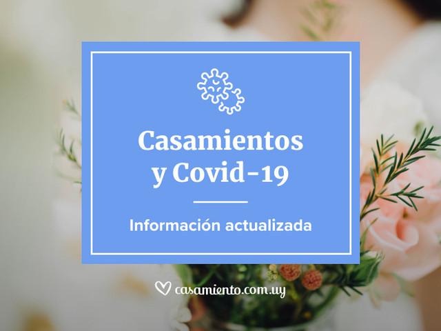 Centro de ayuda para casamientos: guía útil sobre el coronavirus