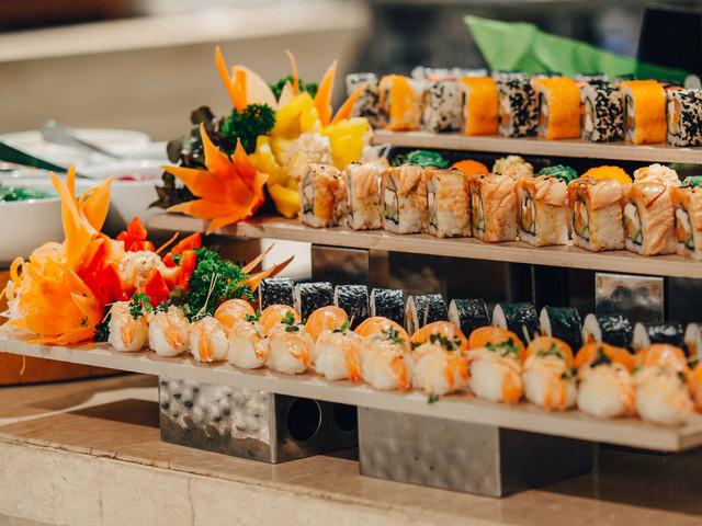 Barra de sushi para el casamiento: 6 sugerencias para triunfar