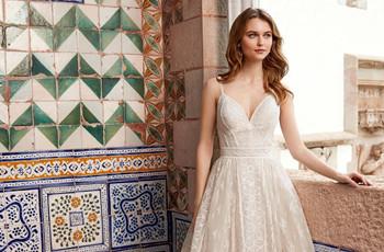 Vestidos de novia Allure Bridals 2021: magia y romanticismo