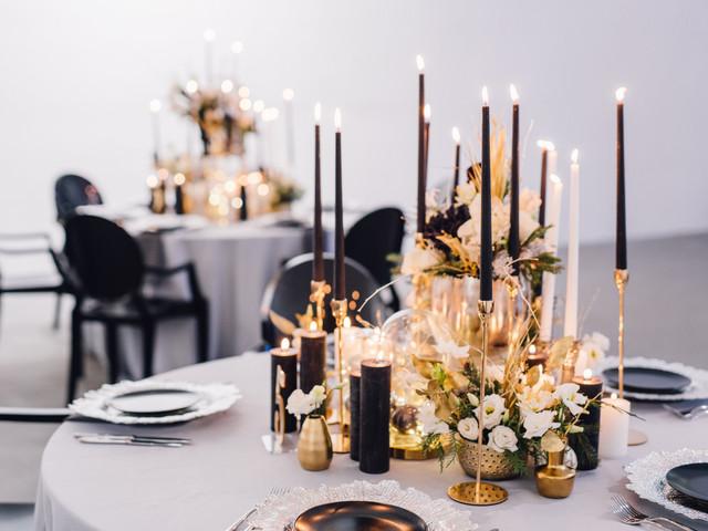 6 tips para incluir el estilo art déco en su casamiento