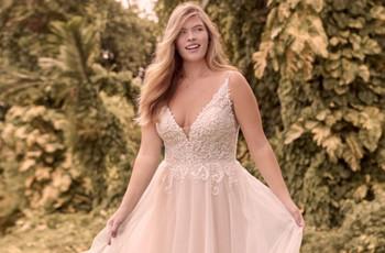 Enamorate de la colección de vestidos de novia Rebecca Ingram 2021