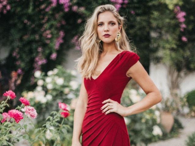 30 vestidos rojos para invitadas a casamientos