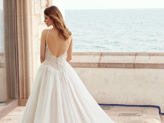 7 tipos de cola para el vestido de novia, ¡encontrá tu estilo!