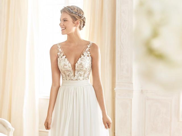 Vestidos La Sposa 2019: una colección para todos los estilos de novia