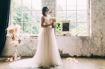 Vestidos de novia usados: 6 cosas que debés saber sobre esta modalidad