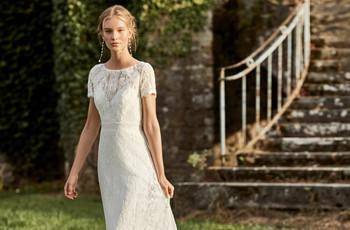 6 consejos para adaptar el vestido de novia a otra estación