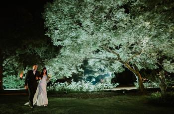 7 consejos para un casamiento de noche, ¡que empiece la magia!