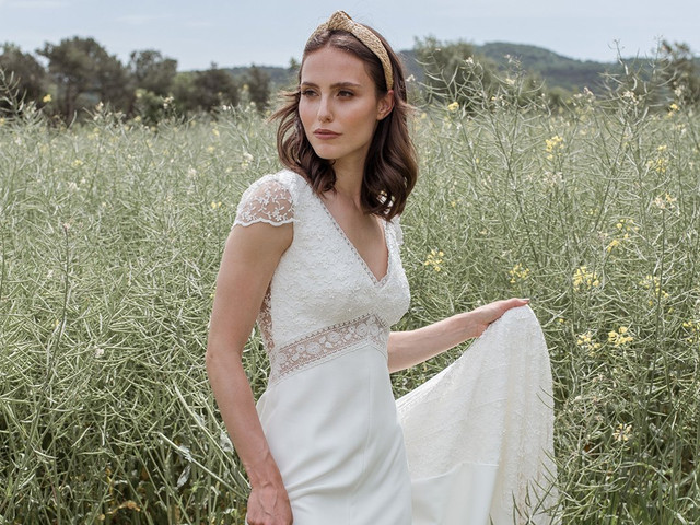¿Cómo elegir el largo para el vestido de novia? ¡Te contamos todas las claves!