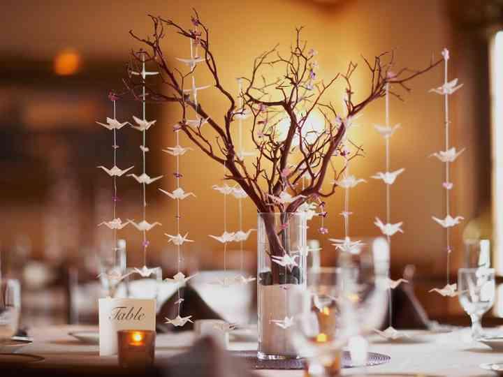ideas para centros de mesa 7 Ideas Para Decorar Un Casamiento Sin Flores Anmense A