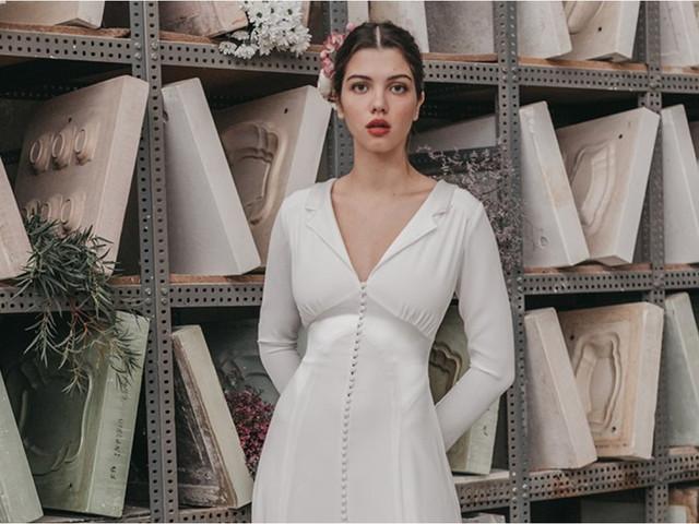 Vestidos de novia Cherubina 2021: la colección preferida de las novias vintage