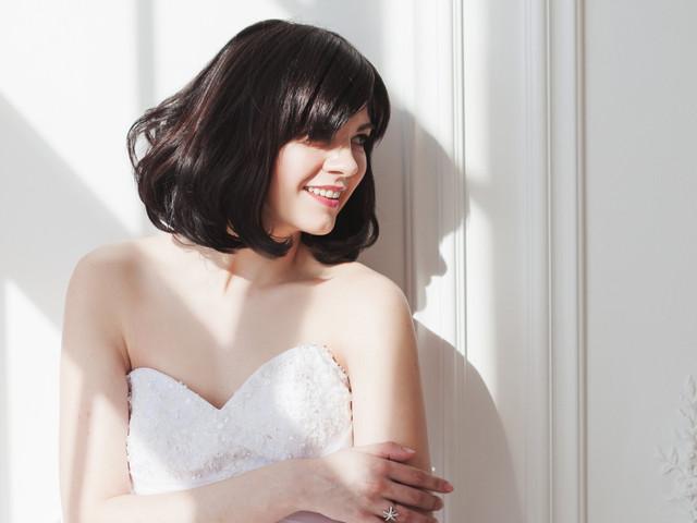 Peinados para novias con pelo corto: 5 ideas con estilo