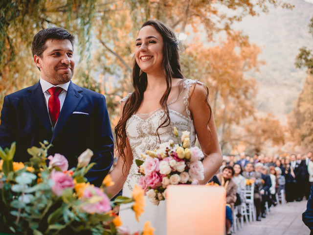 10 consejos para armar un timing para el casamiento