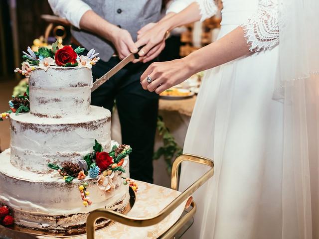 Naked cakes: la tendencia más natural para su torta de casamiento