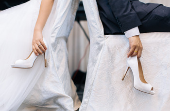 El juego del zapato: ideas y consejos para animar su casamiento