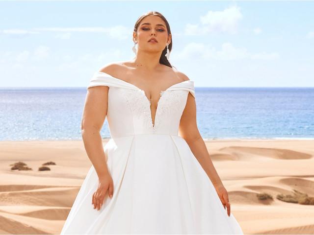 Vestidos de novia Pronovias 2022: una colección inspirada en la naturaleza y lo sustentable