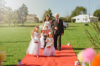 5 ideas para anunciar la llegada de la novia, ¡y que sea inolvidable!