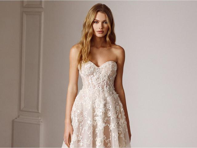Vestidos de novia de color marfil: ideas y consejos para elegir tu look ideal