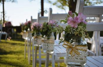 Flores por temporada en Uruguay: ideas y consejos para decorar su casamiento