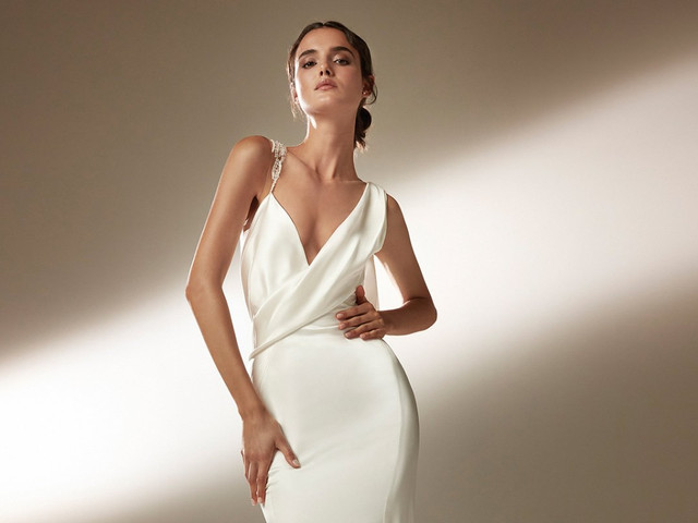 Vestidos de novia corte sirena: 50 modelos para encontrar inspiración