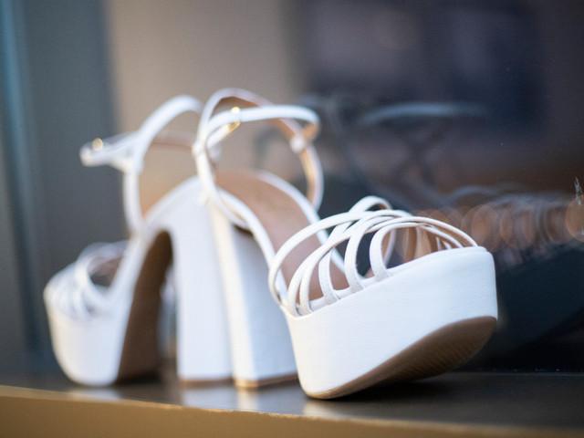 Zapatos de novia blancos: 30 modelos que combinan lo mejor de lo clásico con las últimas tendencias