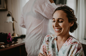 10 pasos para conseguir un maquillaje de novia perfecto