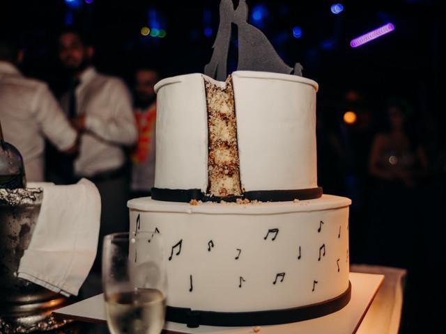 7 conceptos de repostería que tienen que conocer para elegir su torta de casamiento