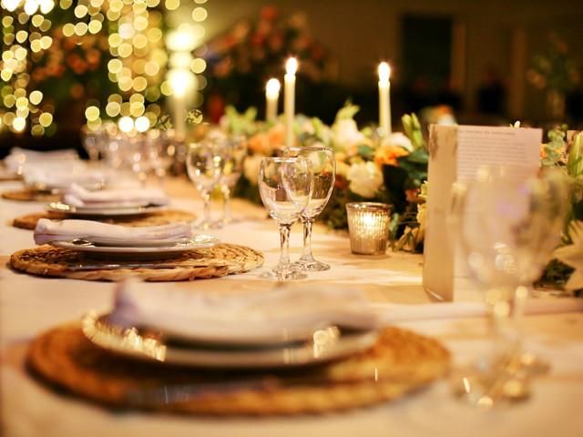 6 consejos para conseguir un equilibrio en la decoración del casamiento
