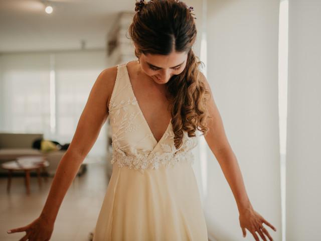 5 consejos para diseñar tu propio vestido de novia