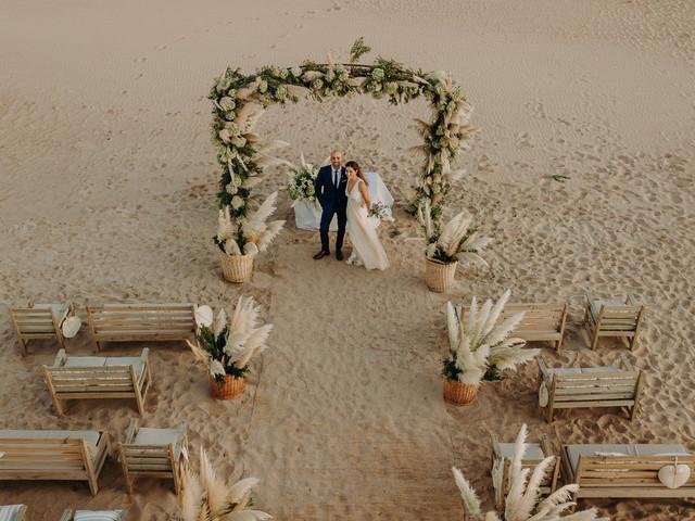6 señales de que encontraron el lugar perfecto para su casamiento