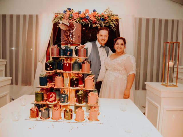 Tortas de casamiento individuales: una tendencia dulce para conquistar a tus invitados