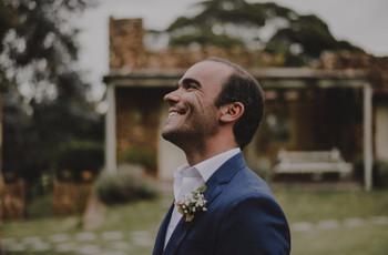 Boutonniere para el novio: 7 consejos para elegirlo