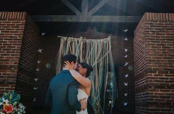 5 ideas para sumar elementos reciclados a la decoración del casamiento