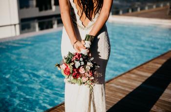 30 ramos de novia para todos los estilos: consejos para encontrar el tuyo