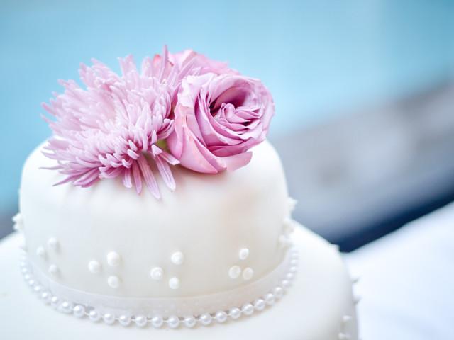 Tortas de casamiento sencillas: 20 ideas encantadoras