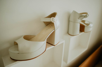 ¿Qué zapatos usar para un casamiento en una chacra o al aire libre?