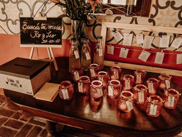 6 ideas low cost para un casamiento original