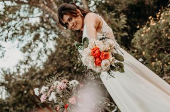 Las flores para el casamiento: 7 formas de incorporarlas