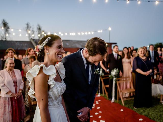 7 formas de romper con algunas tradiciones en su casamiento