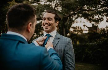 6 consejos para elegir la corbata para el novio