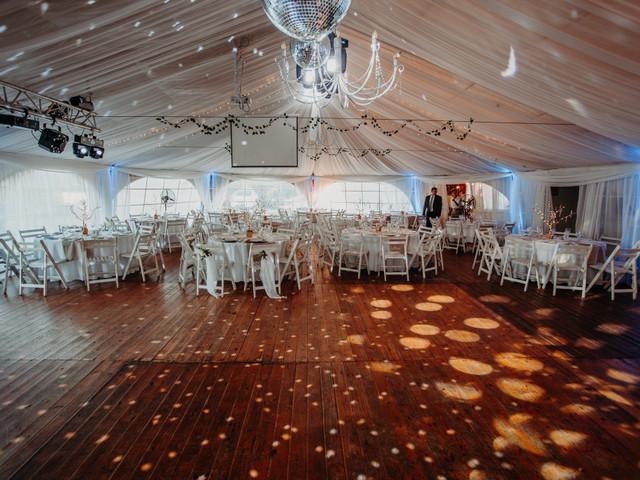 6 consejos a tener en cuenta para incluir una carpa en el casamiento