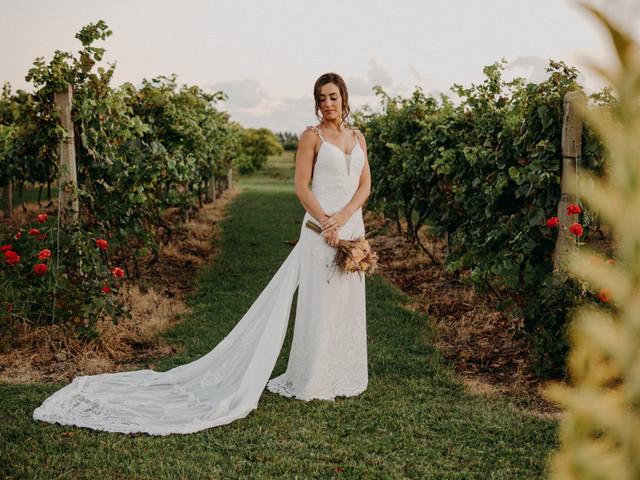5 consejos para elegir el color del ramo de novia y que vaya a tono con tu look
