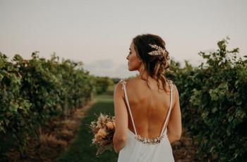 ¿Cuáles son las tendencias en peinados de novia 2020?