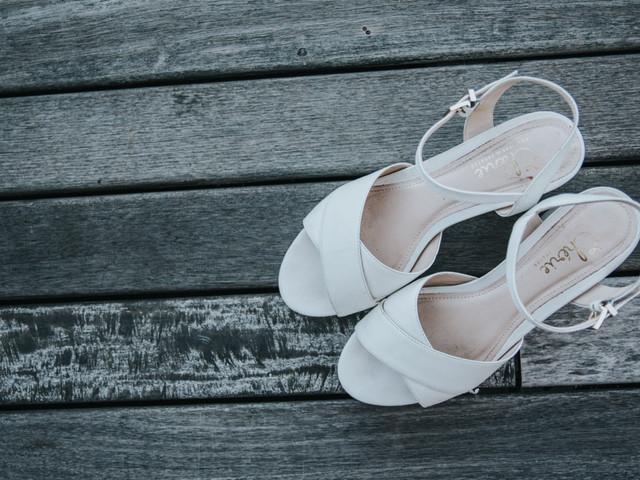 25 zapatos de novia para todos los estilos, glamour y elegancia para tu look