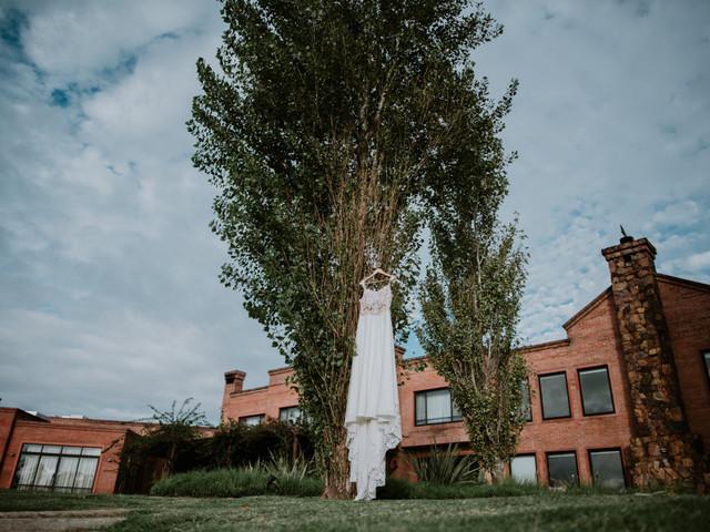 Vestidos de novia sostenibles: 6 consejos para encontrar el tuyo