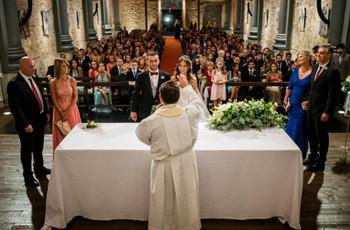 ¿De qué lado entra la novia en la iglesia?