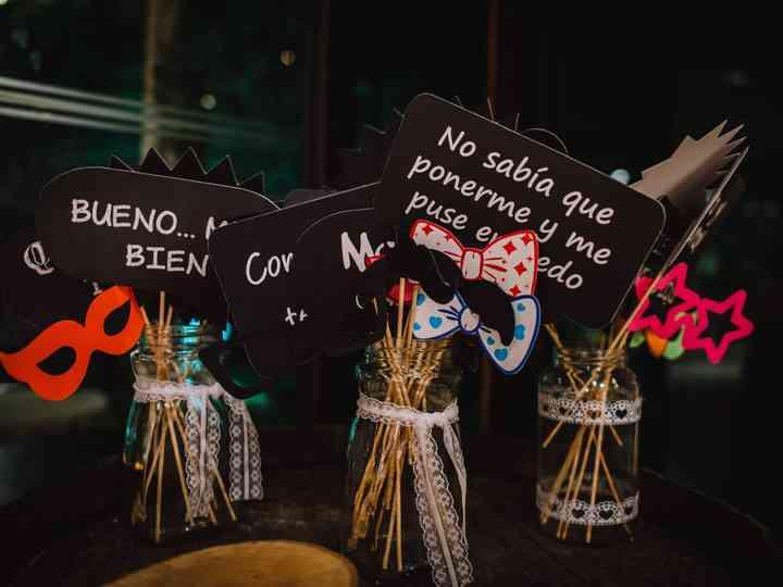 30 Frases Para Los Props Animen La Fiesta Con Carteles Con