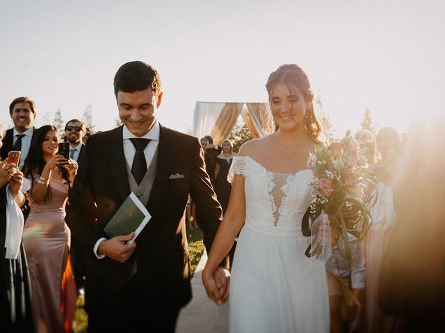 7 consejos para organizar a los invitados en la ceremonia