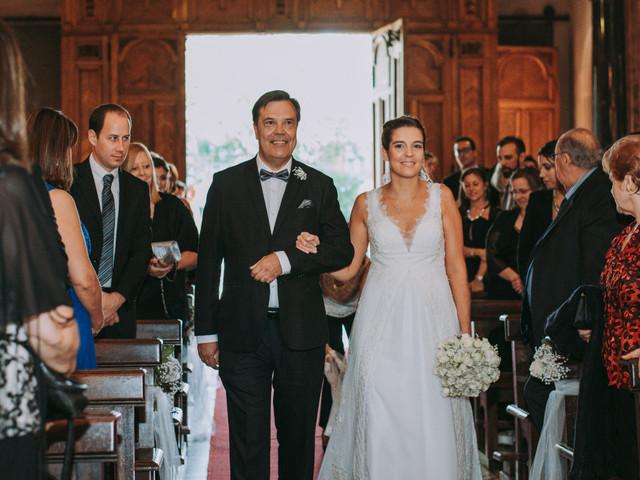 Protocolo del casamiento: lo que deben saber sobre el cortejo nupcial