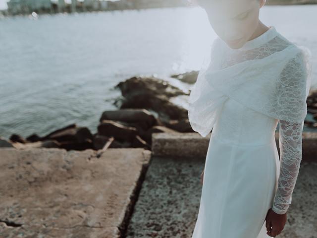 Vestidos de novia midi: 5 consejos para lucir este corte en tu casamiento